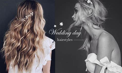 wedding day hair styles wedding hairstyles 9種婚禮髮型靈感 打造溫柔浪漫的現代新嫁娘 the femin 9656