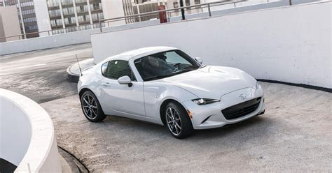 2019 Mazda Mx5 Rf Adds More Power, Tech For Not Much More
