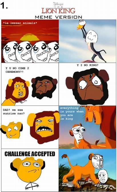Lion King Meme Memes Funny Background Cat