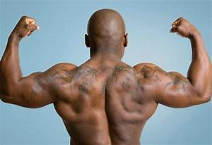 3 Killer Exercises For A Strong Back And V