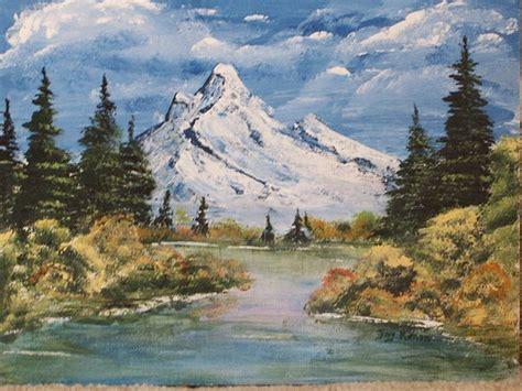 Mountain Stream Painting By Joy Kenan