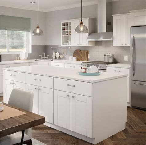 warm white kitchen cabinets create customize your kitchen princeton pantry cabinets 7006