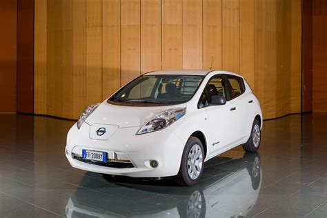 sede nissan italia auto elettriche nissan leaf curiosit 224