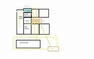 Kitchen Wiring Appliances With A Grid Switch Help