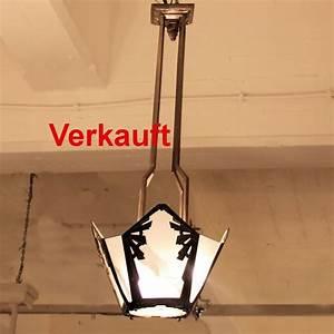 Art Deco Deckenleuchte : 01067 art deco deckenleuchte wandel antik ~ Sanjose-hotels-ca.com Haus und Dekorationen