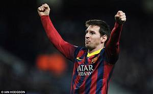 Lionel Messi to sign new Barcelona contract worth £15.5m ...