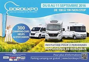 Salon Camping Car Paris 2016 : salon du camping car bordeaux bordexpo ~ Medecine-chirurgie-esthetiques.com Avis de Voitures
