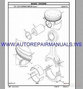 Caterpillar C15 Industrial Engine Parts Manual 03