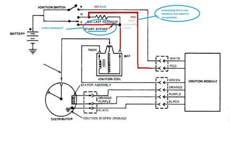 Help With Ignition Wiring Ford Truck Enthusiasts Forums