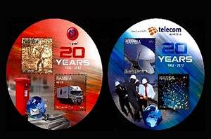 Telecom Namibia marks 20 years with commemorative stamps ...