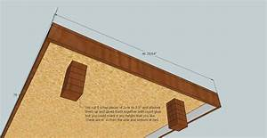 Twin Size 'Floating' platform bed plan DIY-My-Home