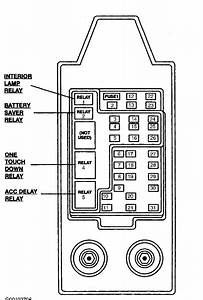 I Need Diagrams For Both Fuse Boxes For 1997 F250 Light Duty Auto Trans  5 4 Literelectric Shit