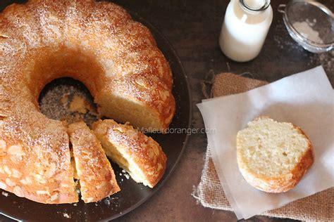 bouchra cuisine cake au lait moelleux