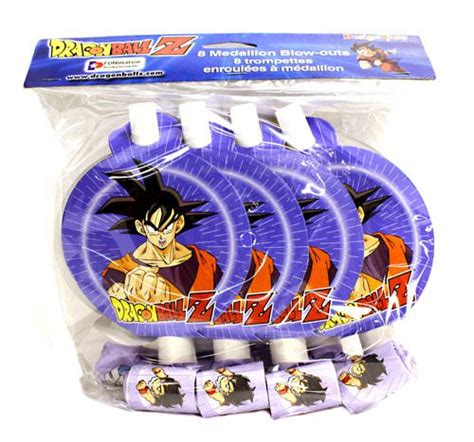 wholesale designware dragonball z 8 pack medallion blowout