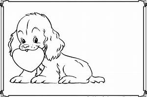 Tag For Cute baby puppy coloring pictures : Pug Coloring ...