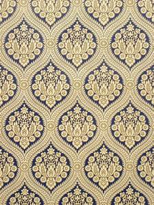 Vintage Baroque Style Wallpaper from the 60s