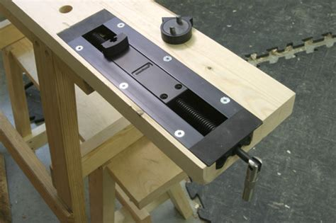 veritas inset vise popular woodworking magazine