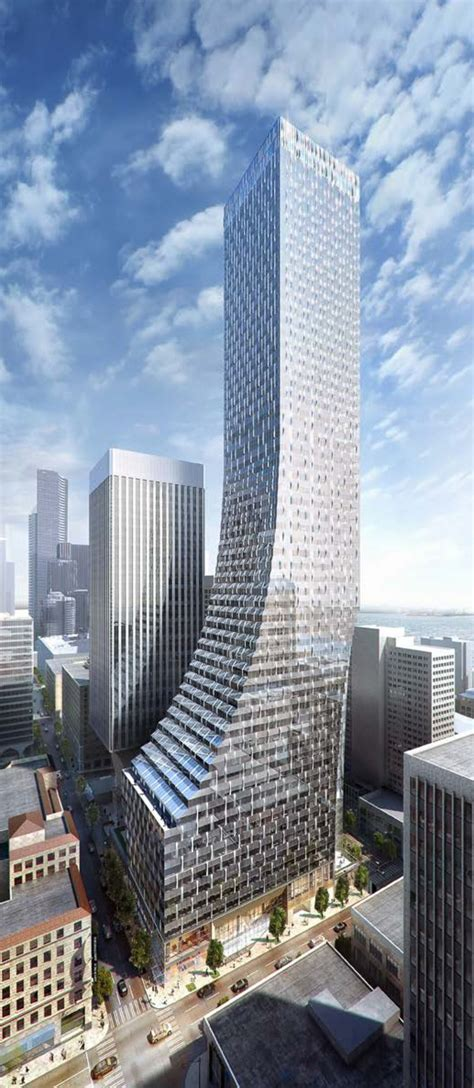 design board oks  story downtown tower    seattle times