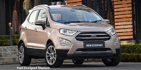 Ford Ecosport 2018-2019 Prices And Specs