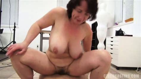 Mature Lady Miroslava Still Knows How To Ride A Cock Eporner