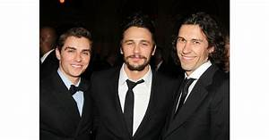 James, Dave, and Tom Franco | Celebrities With Their ...
