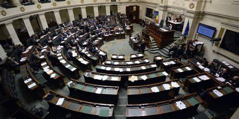 chambre des huissiers de belgique affaire jan jambon l 39 opposition quitte la chambre la