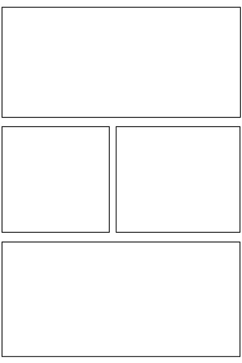 Four Panel Comic Template by Blank Comic Panels Www Imgkid The Image Kid Has It