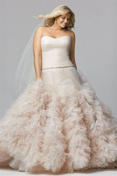 20 gorgeous plus size wedding dresses crazyforus