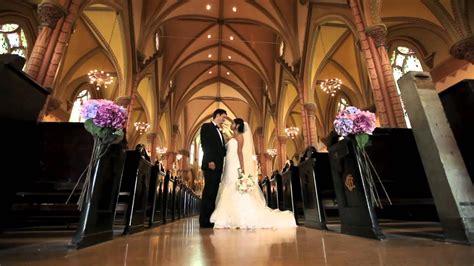 beautiful filipino catholic wedding  chicago youtube