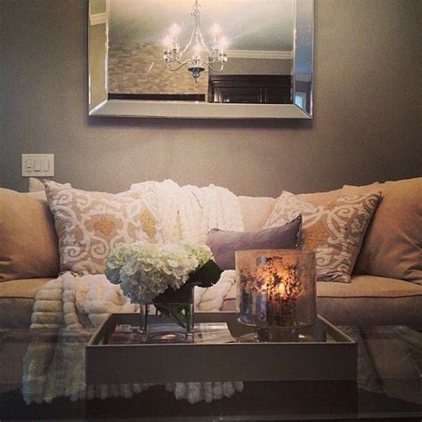 Cozy Living Room Inspiration by Instagram Photo By Zgallerie Z Gallerie Iconosquare