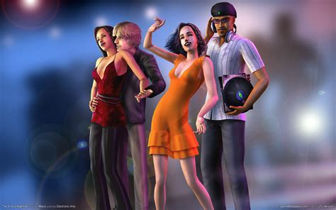 James' Sims 2 Thoughts: The Sims 2 Nightlife (2005)