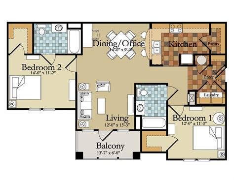 two bedroom floor plans house luxury two bedroom house plans 28 images luxury house