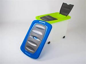 Kunstoffbox Mit Deckel : kunststoff box rollbox ablage mit deckel rollen praktisch plastikbox ordnung ebay ~ Eleganceandgraceweddings.com Haus und Dekorationen