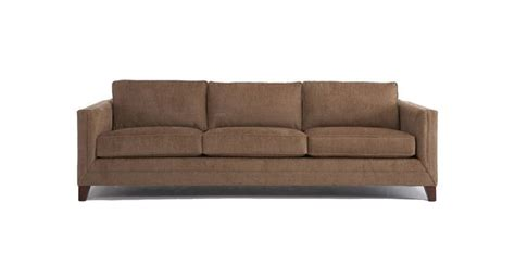 mitchell gold reese sofa our reese sofa is an early 1950 s inspired hardwood modern