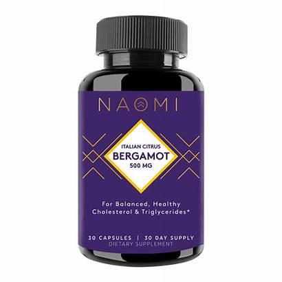 Naomi Bergamot Citrus Astaxanthin Resveratrol Turmeric Berberine