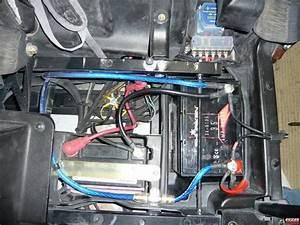 Dual Battery Installation - Polaris Rzr Forum