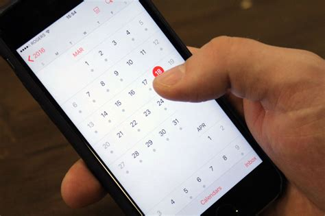 calendar on iphone how to calendar events on iphone and imore