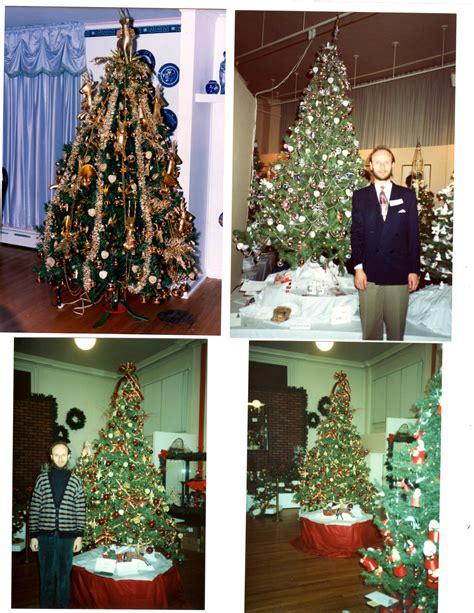 vertical ribbon on christmas tree tree decorating step by step like a pro fred gonsowski garden home
