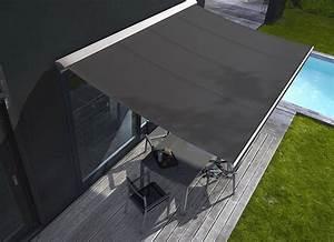 Prix d39un store de terrasse et cout de la pose par un for Prix store de terrasse