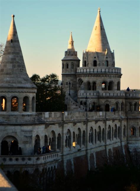 wordless wednesday fishermans bastion budapest hungary