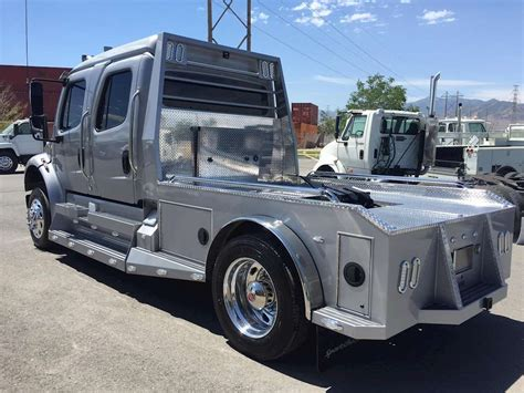 2013 Freightliner Sport Chassis P2 Hauler Truck For Sale
