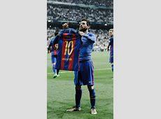 Leo Messi King El clasico Barca vs Real 23042017