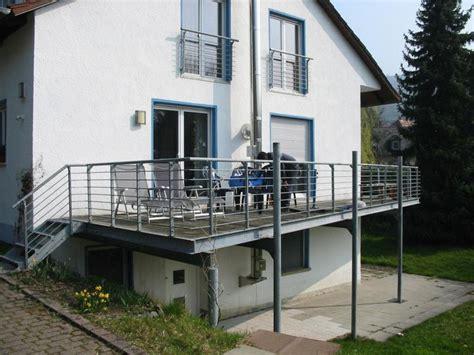 Balkon Aus Metall by Metallbau Stockbauer Heitersheim Balkone