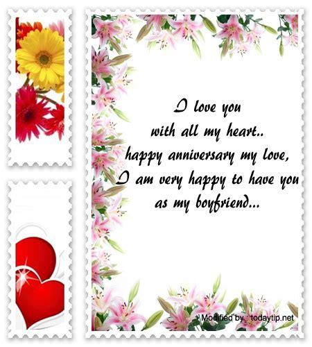 wonderful anniversary messages   boyfriend anniversary love phrases todaytipnet