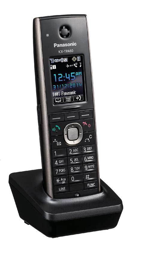 panasonic kx tpa60 dect handset provu communications