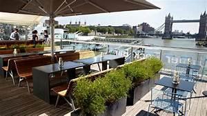 Upper Deck bar & cafe at HMS Belfast - Food and Drink