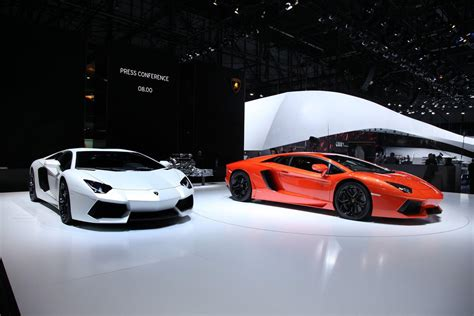 Rumor Lamborghini Is At Work On A Faster Aventador