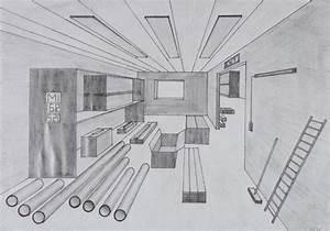 Perspektive Zeichnen Raum : grafik gegenst ndliche zeichnung geometrische zeichnung mit lineal zentralperspektive ~ Orissabook.com Haus und Dekorationen