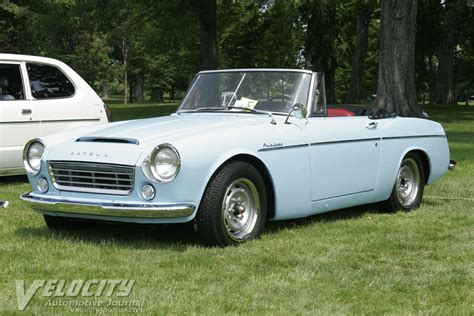 1967 Datsun Roadster by 1967 Datsun 1600 Roadster Information