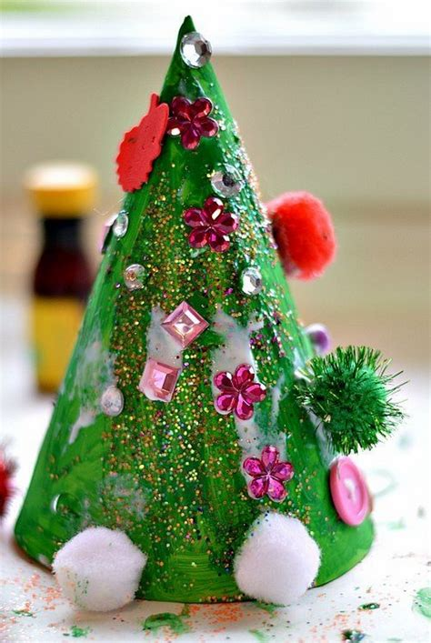 easy ideas christmas crafts  kids  simple